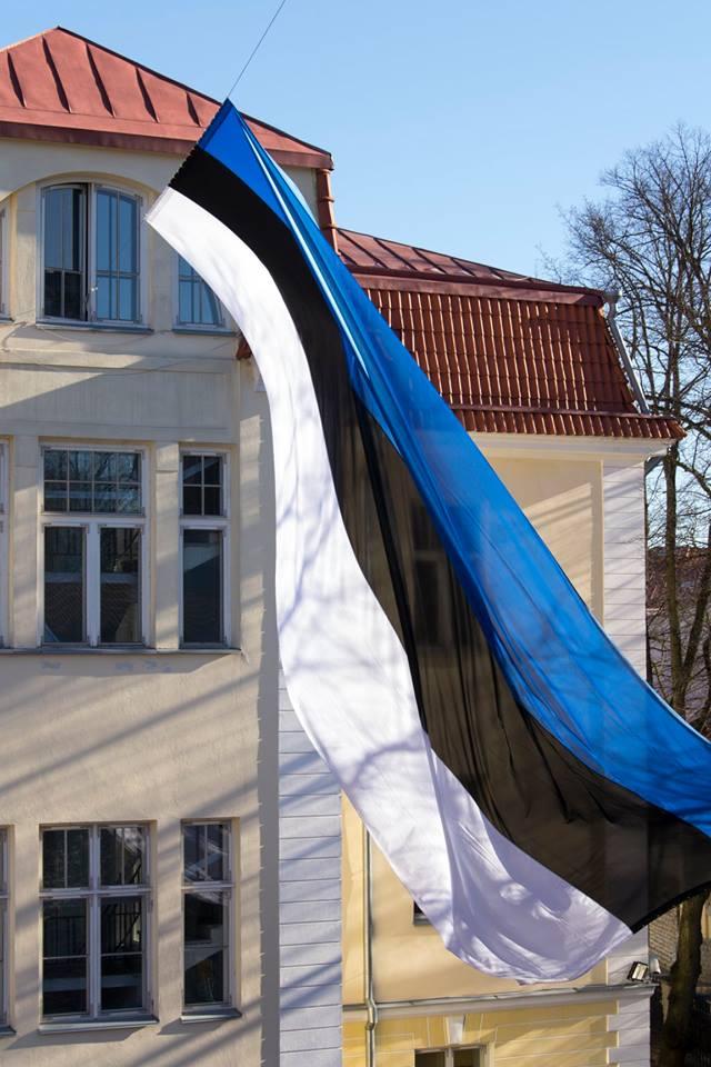 Eesti Vabariigi 101. aastapäevale pühendatud aktus