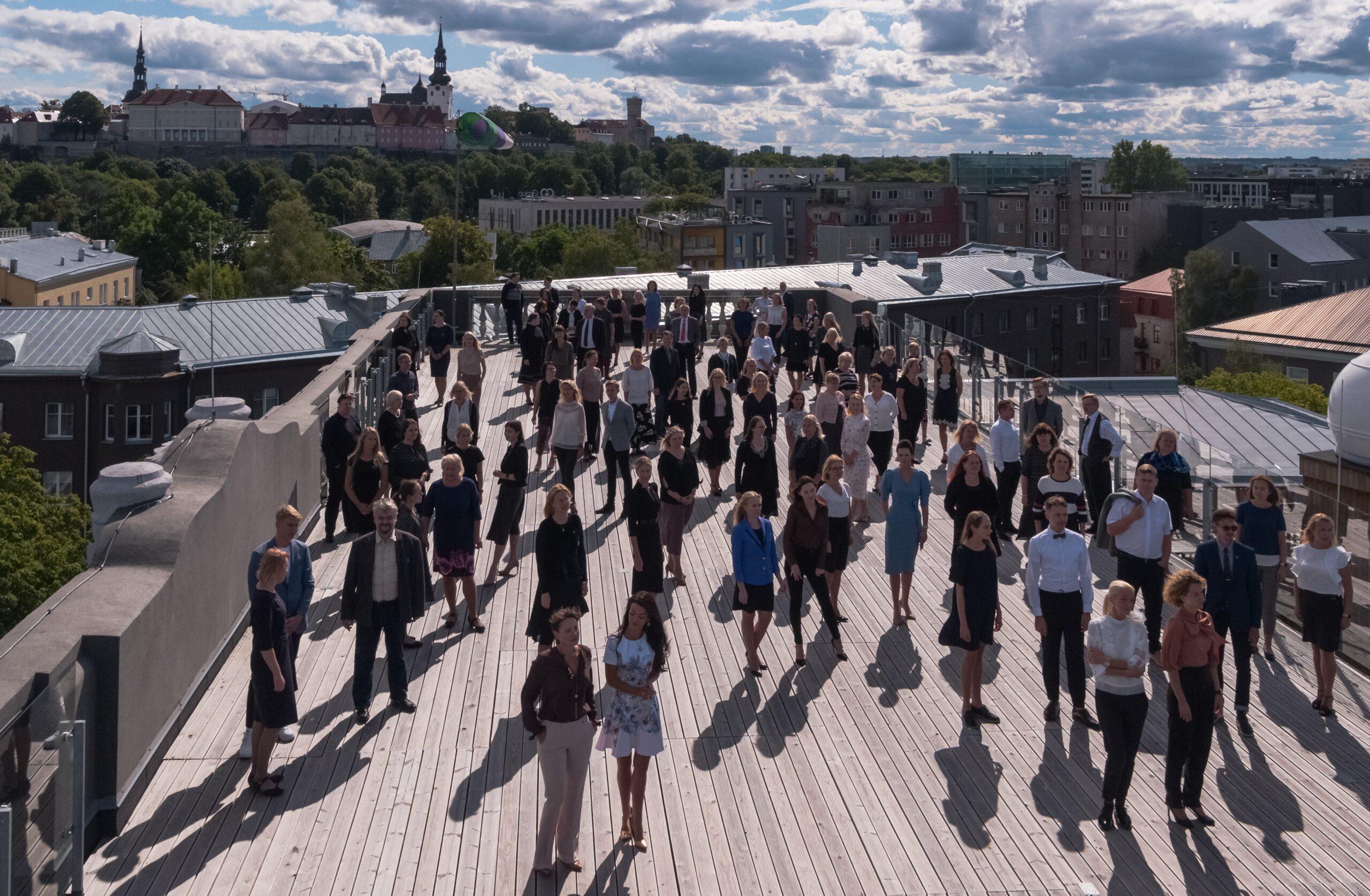 Gustav Adolfi Gümnaasiumi õpetajad ja juhtkond 2020/21