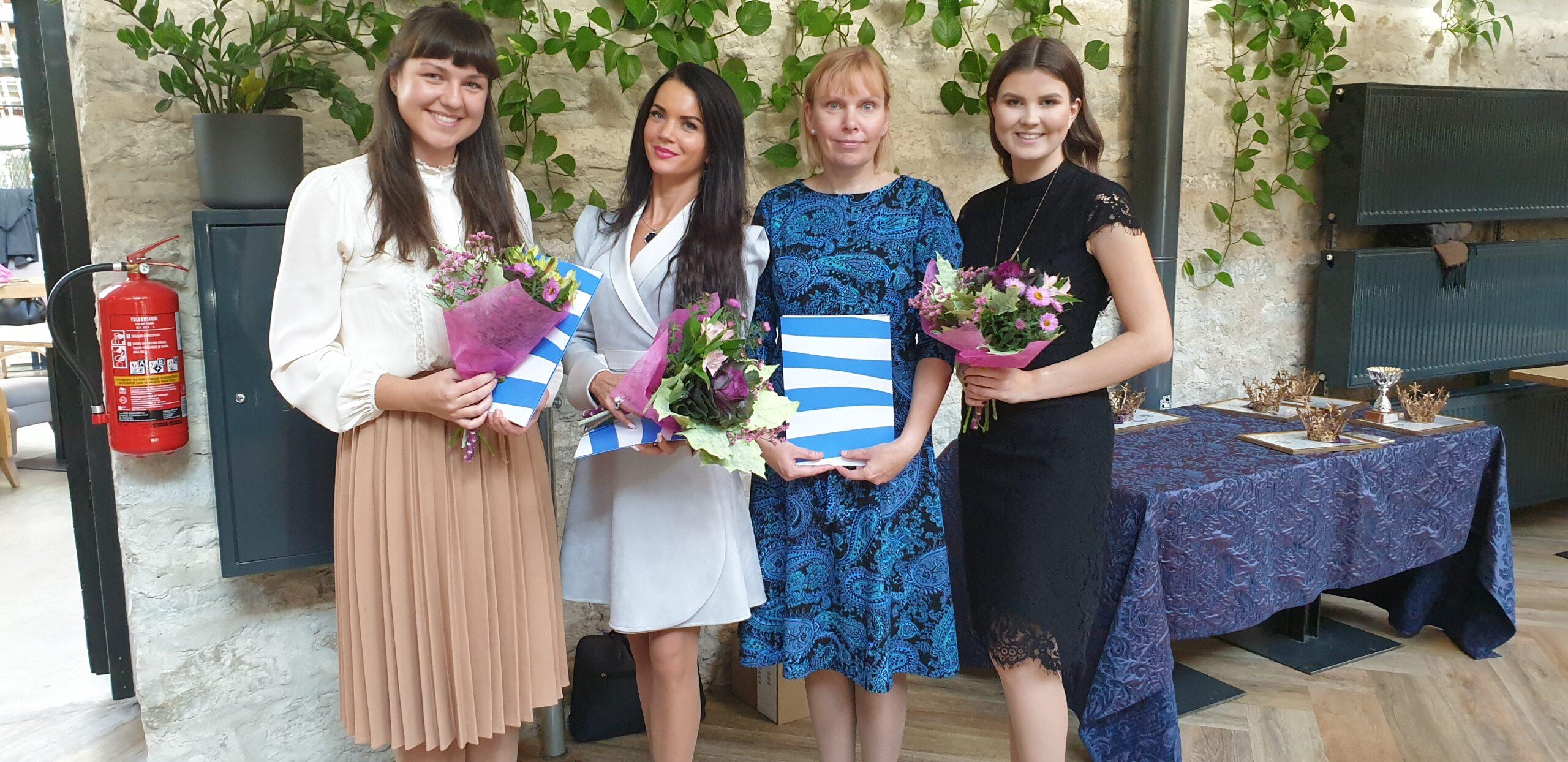 Read more about the article Õpetajate päeval tunnustas Tallinn parimaid haridustöötajaid ja –tegusid