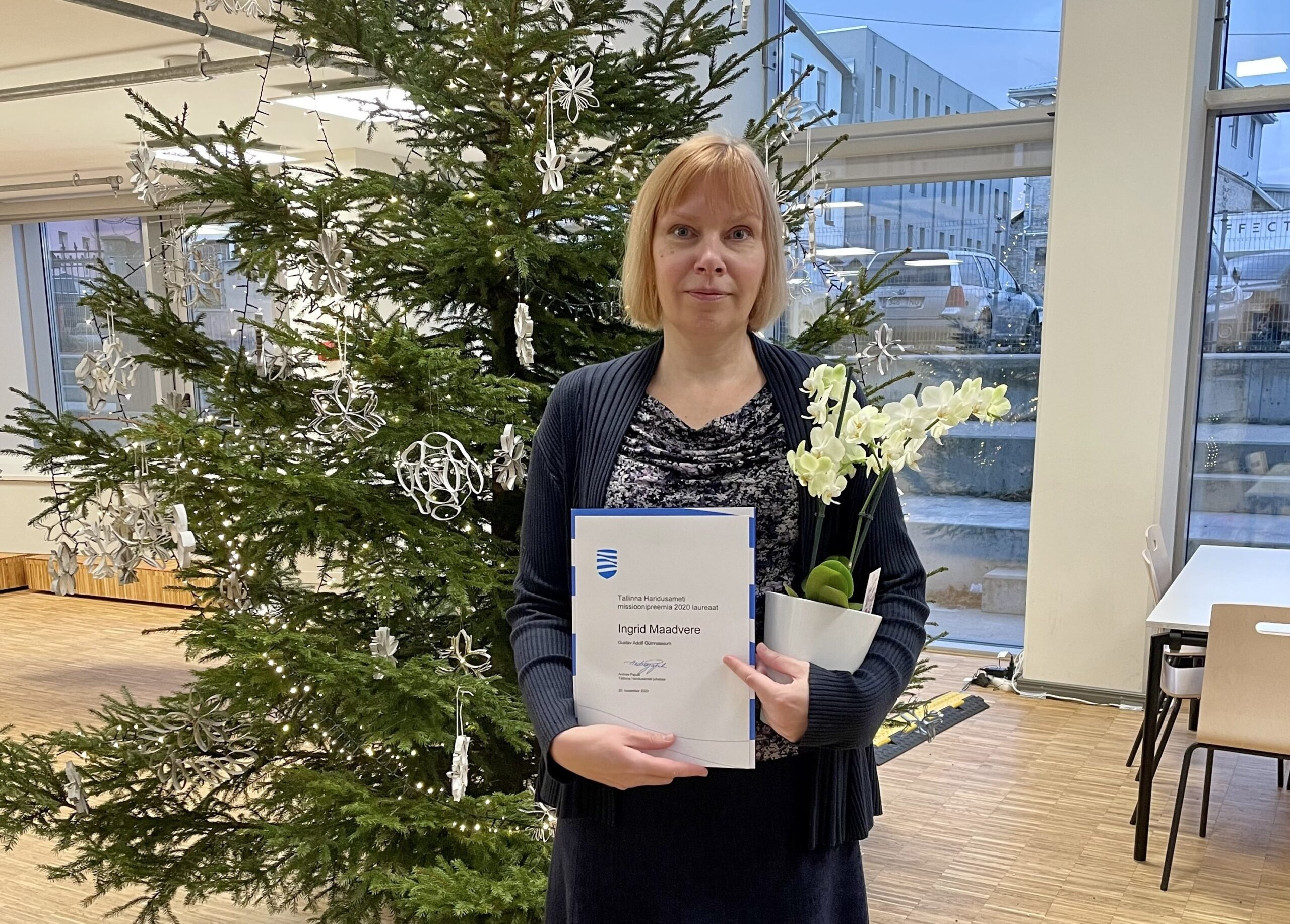 Tallinna Haridusameti missioonipreemia