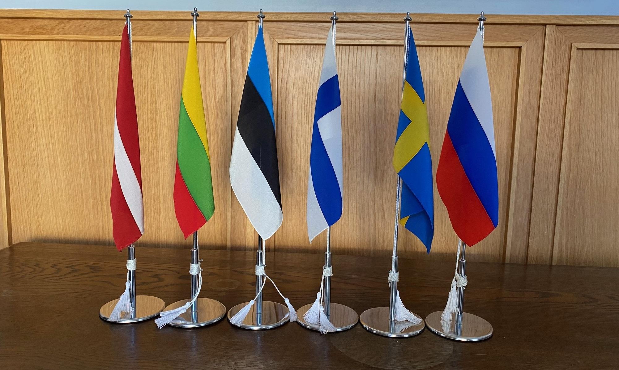 GAG sõpruskoolide rahvusvaheline reaalainete olümpiaad Riia-Vilnius-Tallinn-Helsinki-Västerås-St Peterburg sai alguse