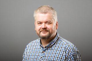 Endrik Enniko- tugipersonal- it-tugi