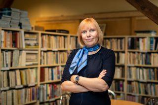 Ingrid Maadvere-juhtkond- Infotehnoloog