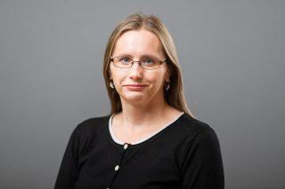 Katri Mirski- loodusainete õppetool- geograafia