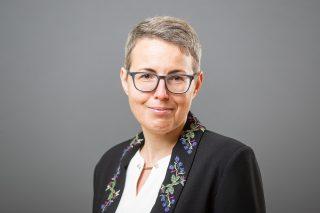 Riina Tammai- tugipersonal- õpikeskuse juhataja