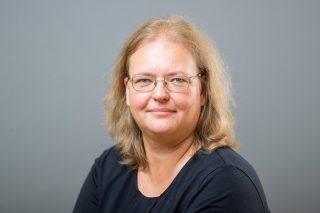 Tiina Naissoo- loodusainete õppetool- geograafia