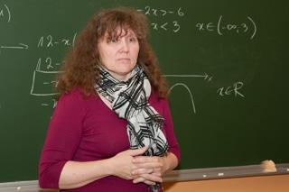 Kristel Tamm pälvis matemaatiku Gerhard Rägo nimelise medali
